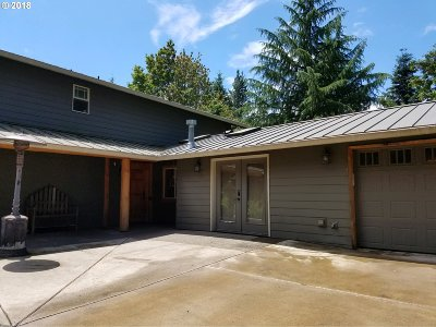 Single Family Home For Sale: 35225 SE Crescent Rd