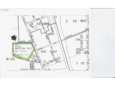 Milwaukie Residential Lots & Land For Sale: 15101 SE Johnson Rd