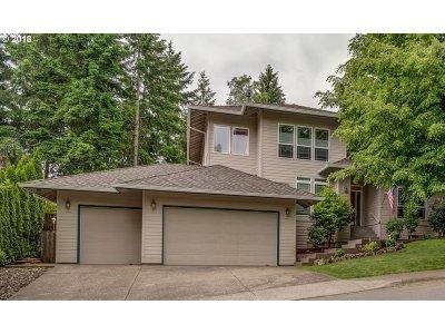 Beaverton Single Family Home For Sale: 8571 SW Ravine Dr