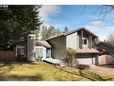 Single Family Home For Sale: 13425 SW Saratoga Ln