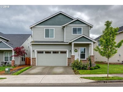 Ridgefield Single Family Home For Sale: 3201 NE 171st St