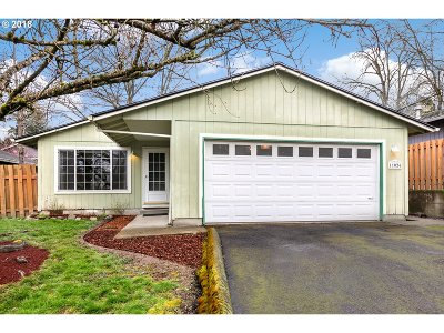 Portland Single Family Home For Sale: 11026 SW 62nd Ave