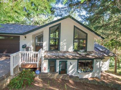 Eugene Single Family Home For Sale: 727 Brookside Dr