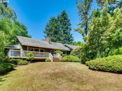 Sherwood, King City Single Family Home For Sale: 27795 SW Heater Rd