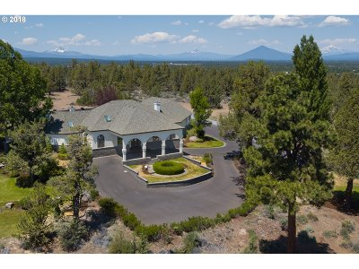 Bend Single Family Home For Sale: 66459 Hwy 20
