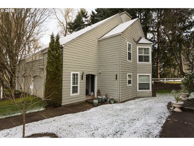 Wilsonville, Canby, Aurora Condo/Townhouse For Sale: 8425 SW Curry Dr #C