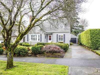 Portland OR Single Family Home For Sale: $789,000