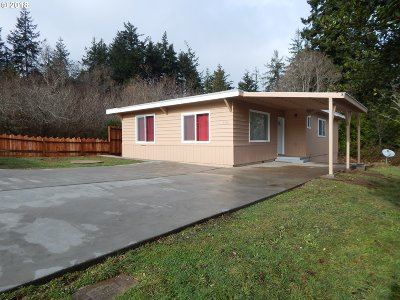 North Bend Single Family Home For Sale: 2156 16th St