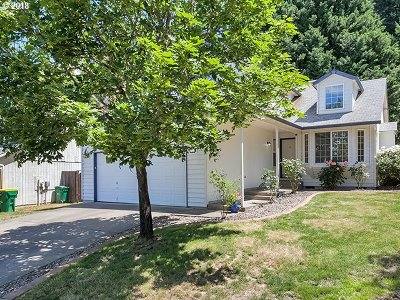 Tigard Single Family Home For Sale: 13242 SW Yarrow Way