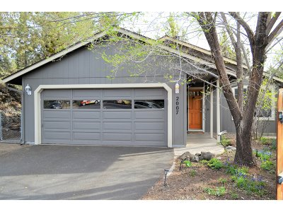 Bend Single Family Home For Sale: 2007 NE Barrett Ct