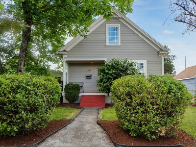 Single Family Home For Sale: 5272 N Princeton St