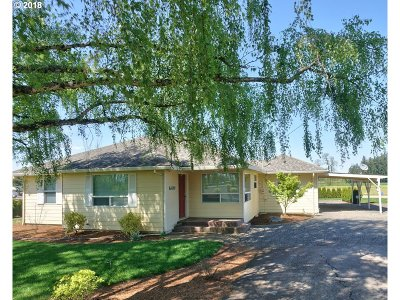 Keizer Single Family Home For Sale: 3691 Perkins St