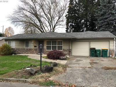 Beaverton, Aloha Single Family Home For Sale: 14065 SW Domino St