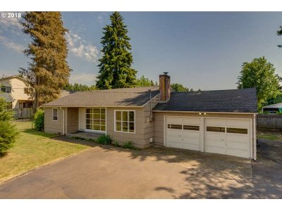 Vancouver Single Family Home For Sale: 5701 NE 58th St
