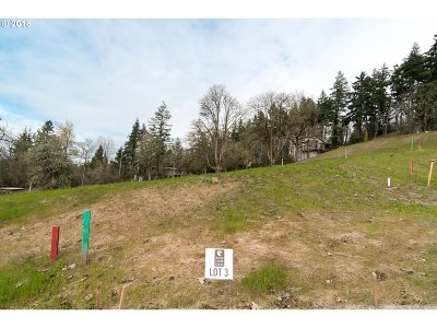 Eugene Residential Lots & Land For Sale: 1263 Butte Ln #3