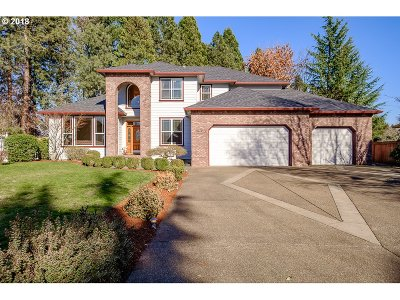 Keizer Single Family Home Sold: 839 Crystal Springs Ln