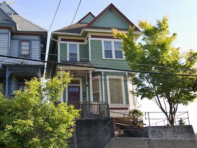 Portland Multi Family Home For Sale: 117 SW Arthur St