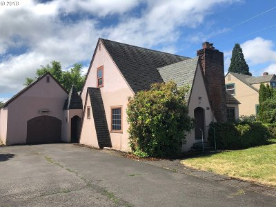 Springfield Single Family Home For Sale: 5111 Main St
