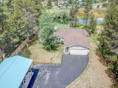 Bend Single Family Home For Sale: 55961 Wood Duck Dr