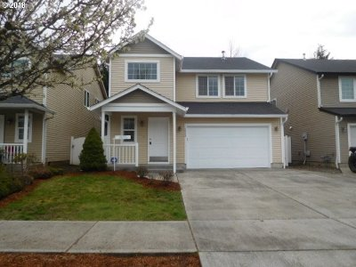 Vancouver WA Single Family Home For Sale: $289,900