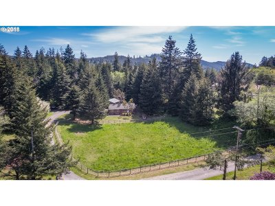 Coos Bay Single Family Home Bumpable Buyer: 93572 Easy Ln