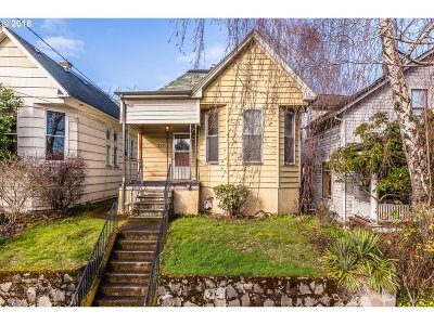 Portland Single Family Home For Sale: 3521 N Michigan Ave