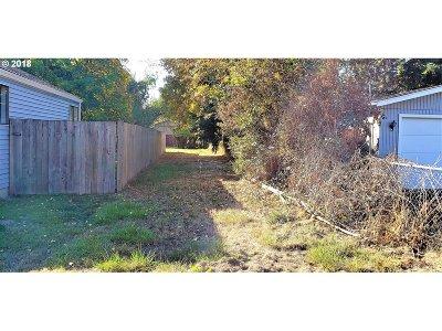 Eugene Residential Lots & Land For Sale: Baxter St #4802