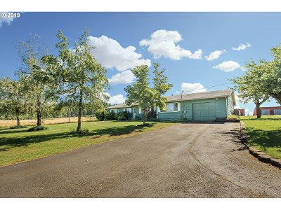 Mulino Single Family Home For Sale: 26000 S Eldorado Rd