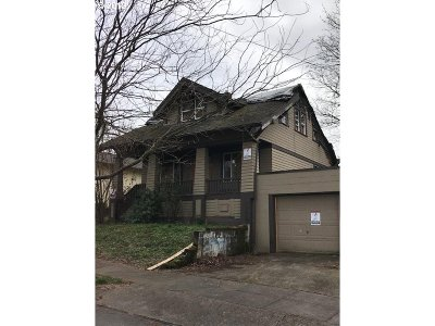 Portland Residential Lots & Land For Sale: 4812 SE Franklin St