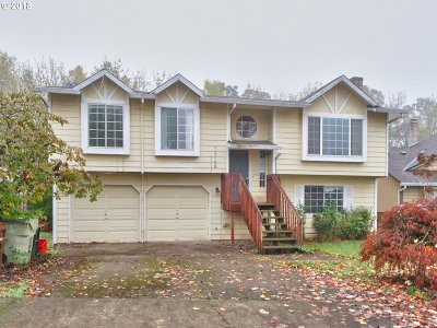 Hillsboro OR Single Family Home Pending: $285,000