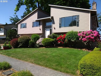 Single Family Home For Sale: 3823 NE View Pl