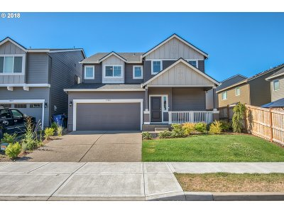Happy Valley, Clackamas Single Family Home For Sale: 17528 SE Pinnacles St