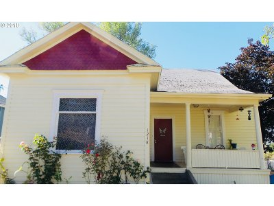 Roseburg OR Single Family Home For Sale: $214,900