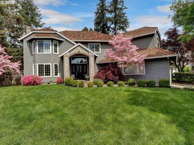 Beaverton Single Family Home For Sale: 15355 SW Lark Ln