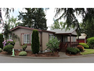 Vancouver Single Family Home For Sale: 5701 NE St Johns Rd #65