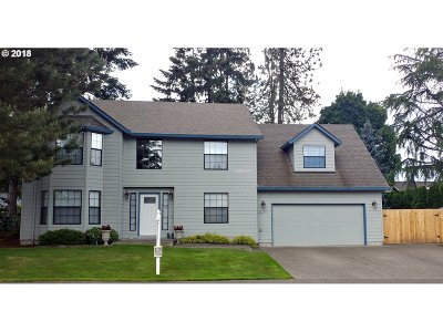 Beaverton Single Family Home For Sale: 14820 SW Oregon Trail Ln