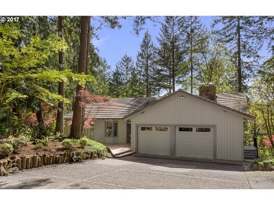 Hillsboro Single Family Home For Sale: 12635 NW Jackson Quarry Rd