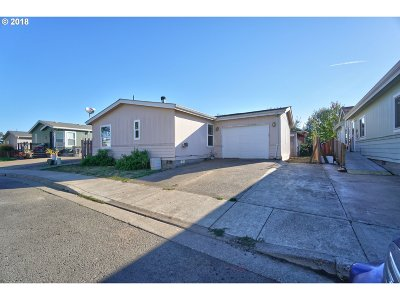 Carlton OR Single Family Home Pending: $169,500