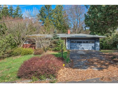 Single Family Home For Sale: 11525 NW Jericho Rd