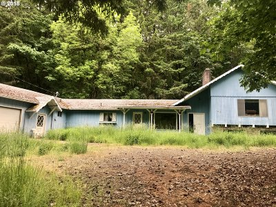 Oakland Single Family Home For Sale: 4810 State Highway 138