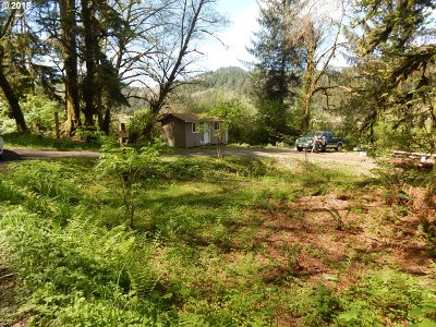 Mapleton Farm & Ranch For Sale: Bernhardt Creek Rd
