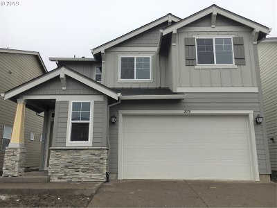 Forest Grove Single Family Home For Sale: 2058 Silverstone #Lot6