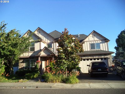 Woodburn Single Family Home For Sale: 1230 Mayanna Dr