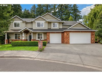 Vancouver WA Single Family Home For Sale: $600,000