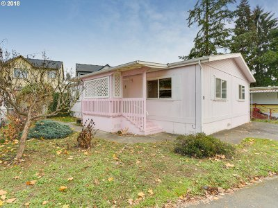 Hillsboro, Cornelius, Forest Grove Single Family Home For Sale: 738 N Adair St #20