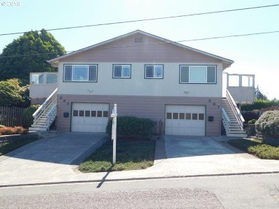 North Bend Multi Family Home For Sale: 563 State