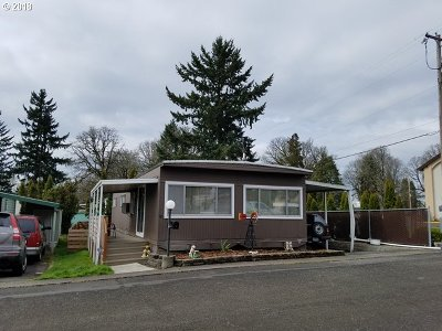 Milwaukie Single Family Home For Sale: 3500 SE Concord Rd