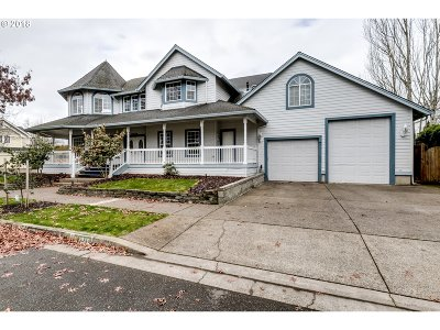 Eugene Single Family Home For Sale: 2810 Martinique Ave