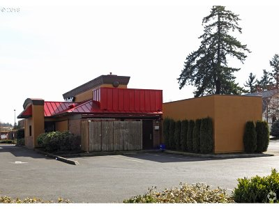 Lake Oswego, West Linn, Tualatin, Wilsonville Commercial For Sale: 8335 SW Tonka St