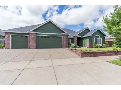 Eugene Single Family Home For Sale: 3377 Cooperstown Ave